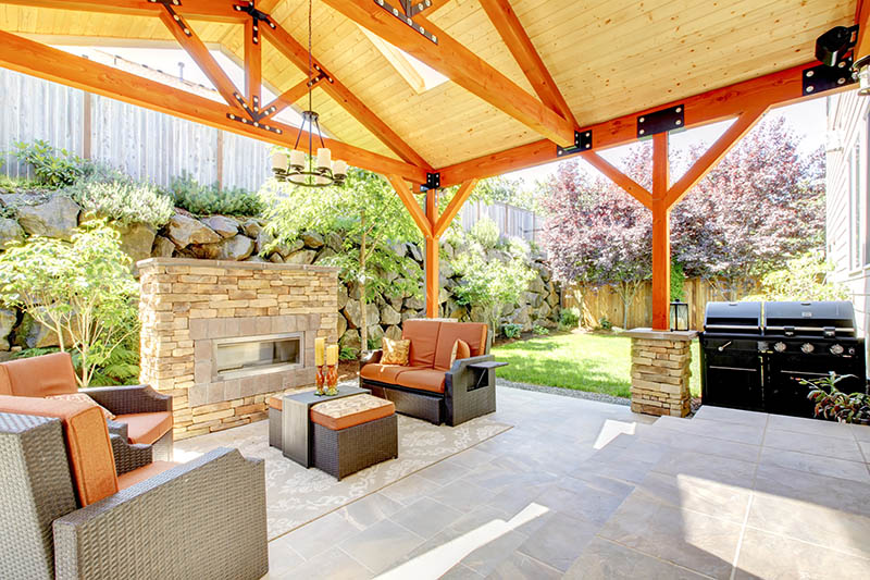 The Value Of Hardscaping At Your Home | Omaha NE Homeowner's Guide